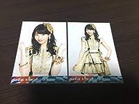 AKB48 柏木由紀 生写真 ミリオンがいっぱい DVD特典 コンプ