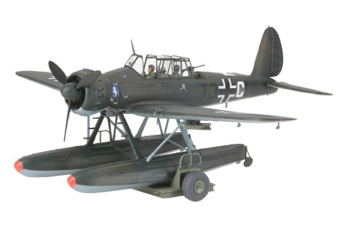 ドイツ海軍 水上偵察機 アラド Ar196 37006 (1/48 タミヤ・イタレリシリーズ No.6)