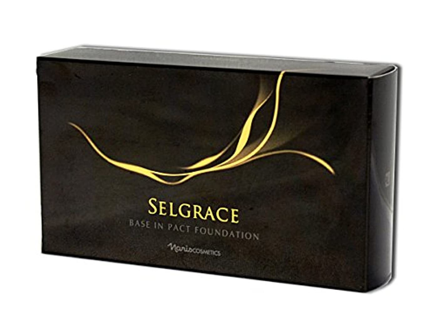 もっともらしい待つアーティファクトナリス セルグレース ベースイン パクト ファンデーション 730 ライト ベージュオークル レフィル 12g