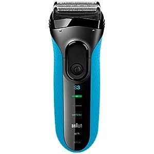 【Amazon.co.jp 限定】ブラウン メンズ電気シェーバー シリーズ3 3010s 3枚刃 水洗い/お風呂剃り可