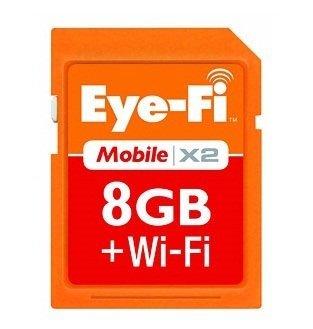 SoftBank SELECTION Eye-Fi モバイル X2 SB-EY01-8GSD