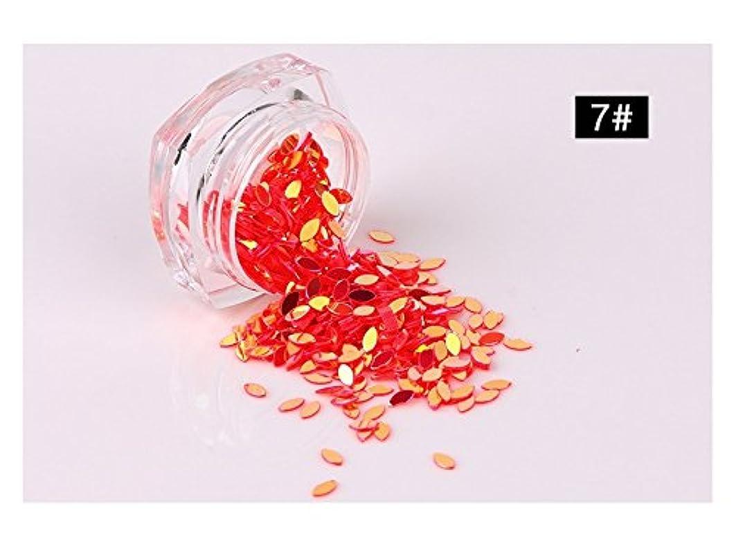 衝撃ブローホール見つけるOsize クリアアクリル宝石馬アイ形状チェッカーカットアクリルフラットバックラインストーンスクラップブックネイルアート工芸ネイルアート装飾(赤)
