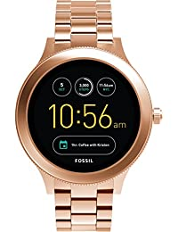 [フォッシル]FOSSIL 腕時計 Q VENTURE タッチスクリーンスマートウォッチ ジェネレーション3 FTW6000 レディース 【正規輸入品】