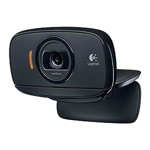ロジクール ウェブカメラ C525r ブラック HD 720P ウェブカム ストリーミング 自動フォーカス 国内正規品 2年間メーカー保証
