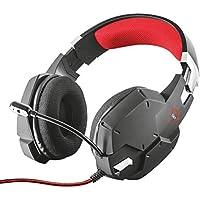 TRUST ゲーミングヘッドセットトラスト GXT 322 Dynamic Headset - Black 20408