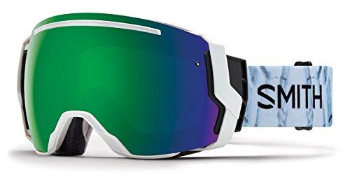 スミス スキー・スノーボードゴーグル I/O7 SAGE AC セージ アスリート コレクション 10250001 CP:RD/BK