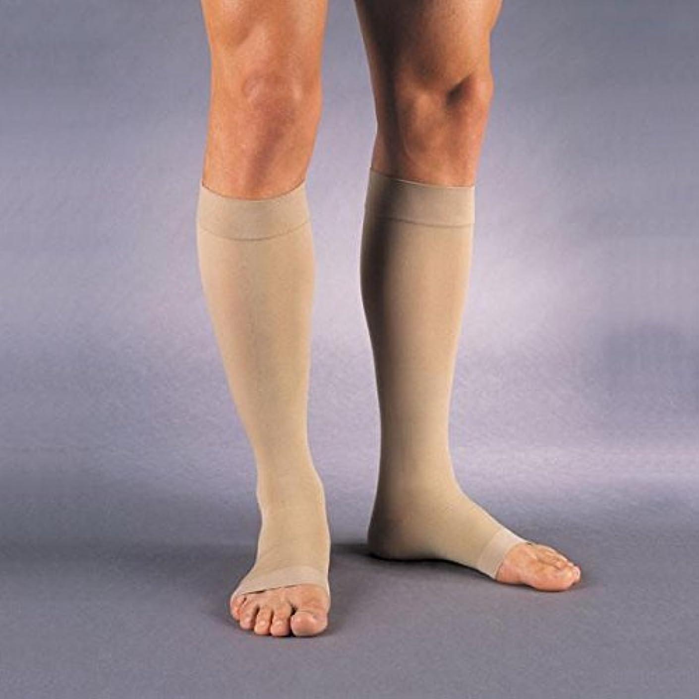 ペフ韓国語箱Jobst Relief KNEE HIGH Extra Firm Compression 30-40mmHg M, Open Toe Beige by Jobst