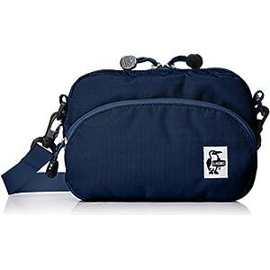 [チャムス] ショルダーバッグ Eco Shoulder Pouch II CH60-2525-K001-00 N001 ネイビー