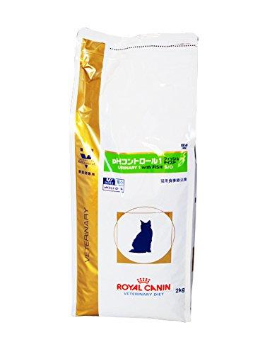 ロイヤルカナン 療法食 PHコントロール1フィッシュテイスト ドライ 猫用 2kg