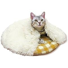 キャティーマン 猫ぶくろ保温クッション チェック