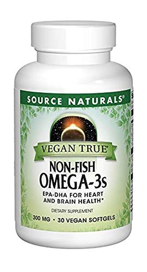 診断する湿地アクセント2個セット ビーガントゥルー オメガ3(植物由来EPA/DHA)フィッシュフリー 300mg 30粒[海外直送品]
