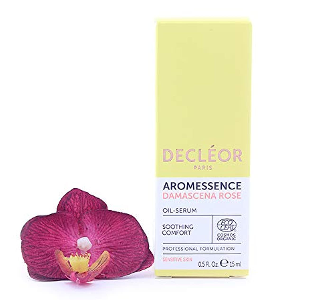 開拓者きれいに騒ぎデクレオール Aromessence Rose D'Orient (Damascena Rose) Soothing Comfort Oil Serum 15ml/0.5oz並行輸入品