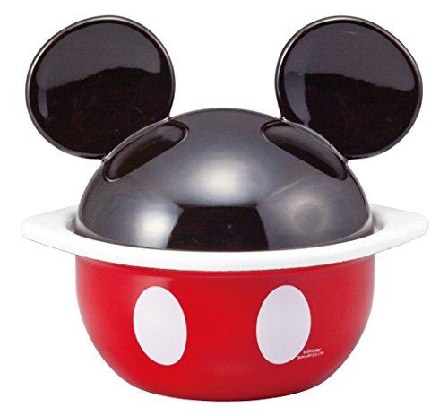 ディズニー  ミッキーマウス IH対応 ホーロー鍋 20.5cm SAN2468-1