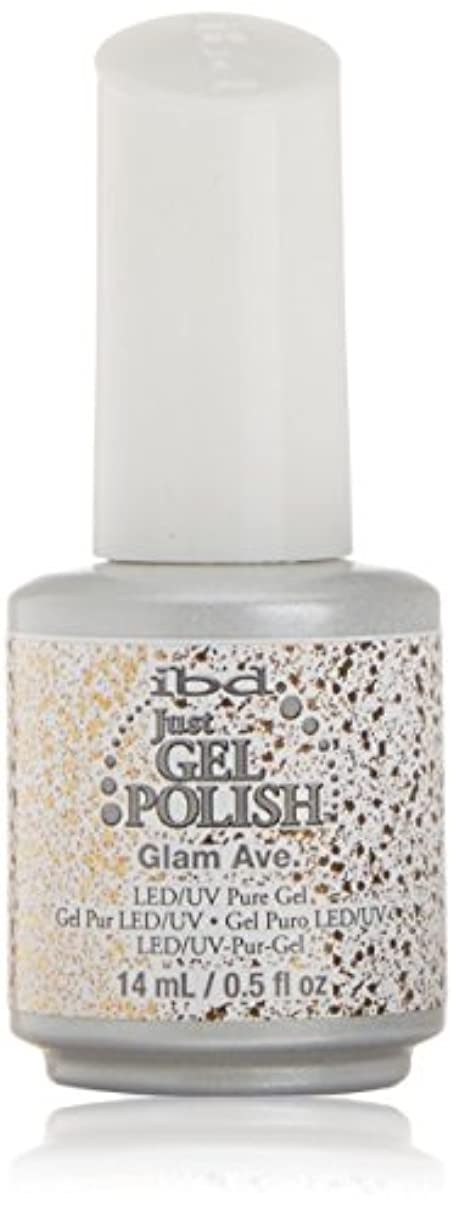 リビジョン取り出す乳白ibd Just Gel Nail Polish - Glam Ave. - 14ml / 0.5oz