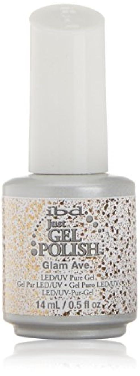 有望インポート議題ibd Just Gel Nail Polish - Glam Ave. - 14ml / 0.5oz