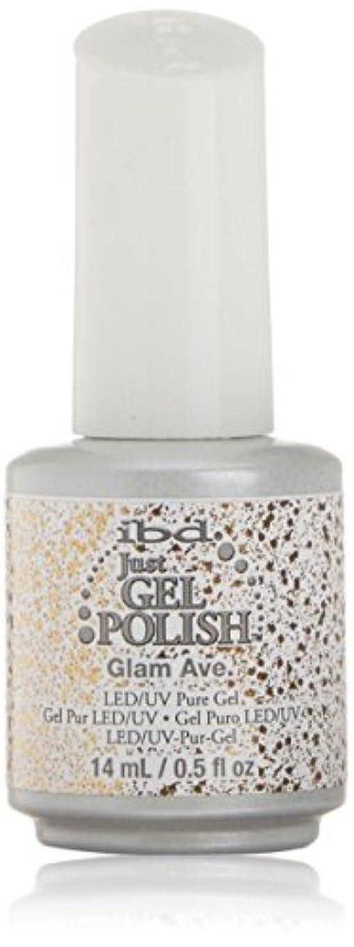 足音墓羊ibd Just Gel Nail Polish - Glam Ave. - 14ml / 0.5oz