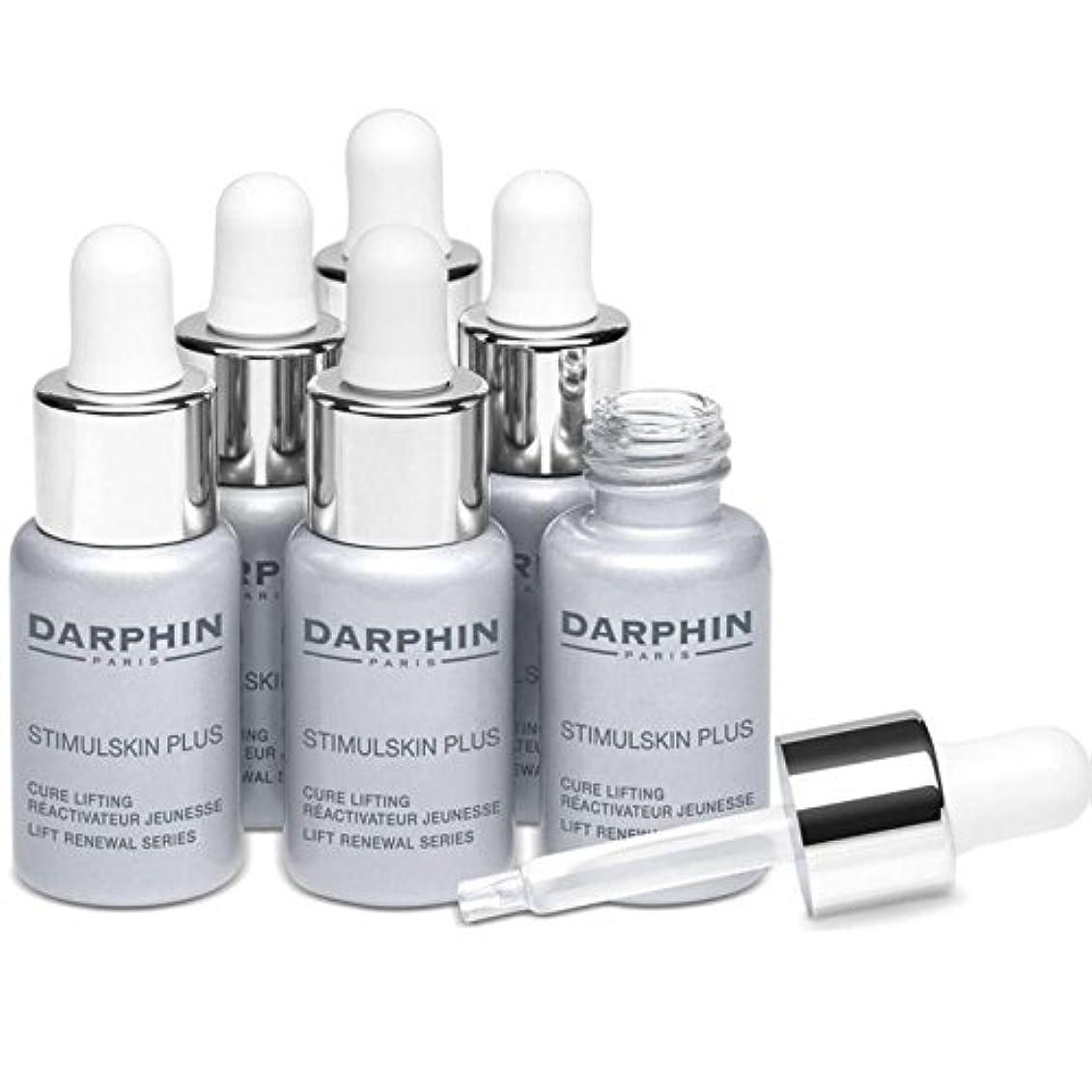 アクセル墓ファランクスダルファンスティプラスリフトリニューアルシリーズ x4 - Darphin Stimulskin Plus Lift Renewal Series (Pack of 4) [並行輸入品]