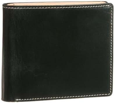 [ブリティッシュグリーン] BRITISH GREEN ブライドルレザー二つ折り財布  62789 グリーン (グリーン)