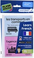 French Flashsticks Starter Pack Intermediate (Holiday & Travel)
