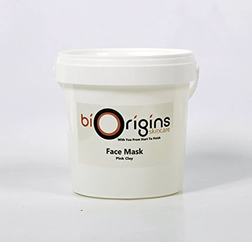 Face Mask - Pink Clay - Botanical Skincare Base - 1Kg