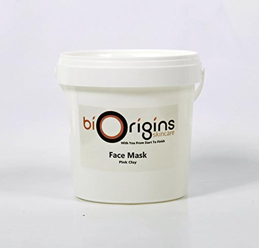 郵便物シンポジウムベルFace Mask - Pink Clay - Botanical Skincare Base - 1Kg