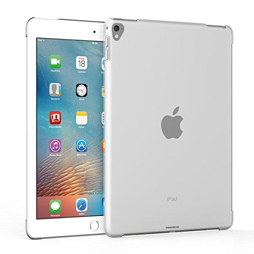 【日本正規代理店品】TUNEWEAR eggshell for iPad Pro (9.7インチ) fits Smart Keyboard/Cover マットクリア TUN-PD-000162