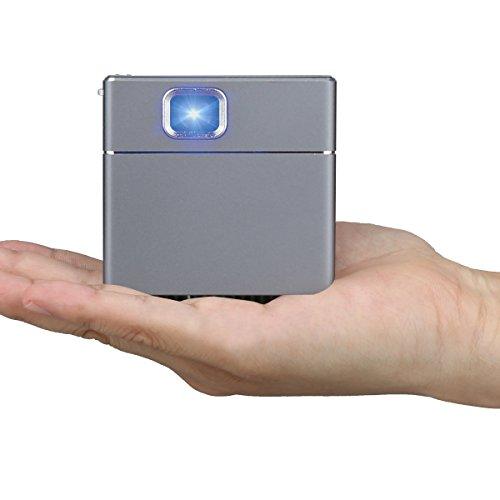 Sugoiti DLP式プロジェクター ワイヤレス接続 1080Pサポート HDMIケーブル付属 DLNA/Miracast/Airplay対応