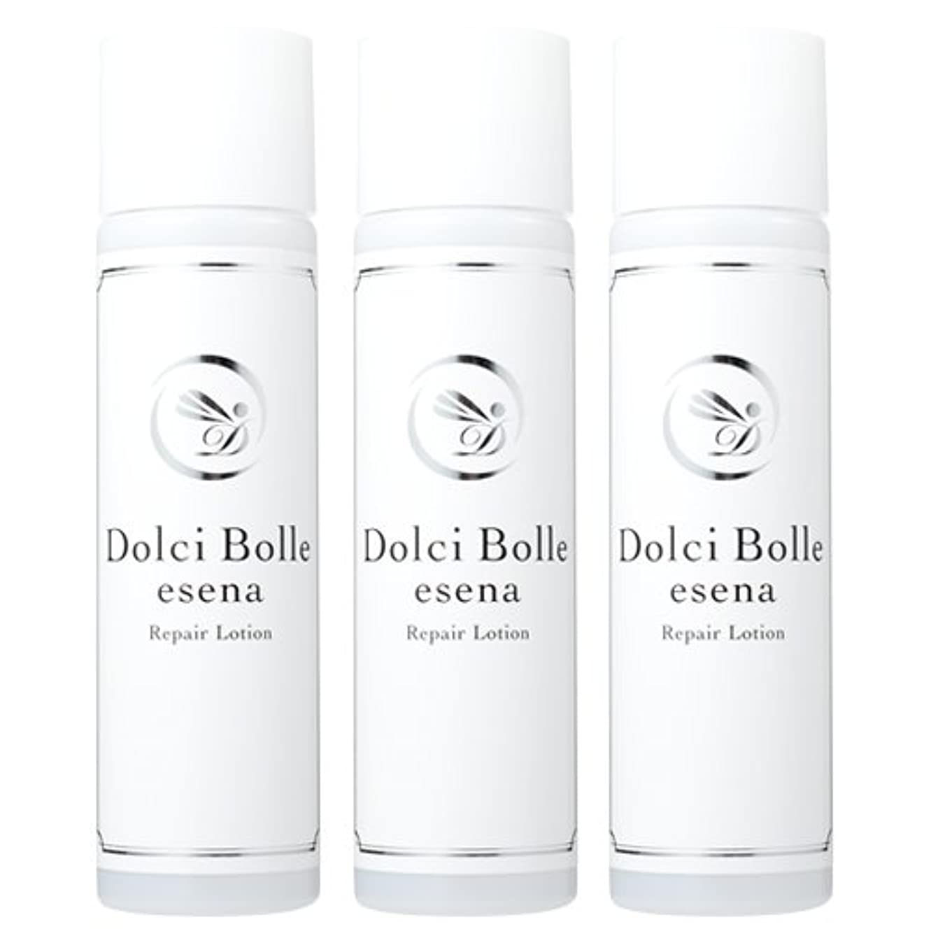 抜粋瞬時にアクロバットDolci Bolle(ドルチボーレ) esena(エセナ) リペアローション 150ml 3本セット