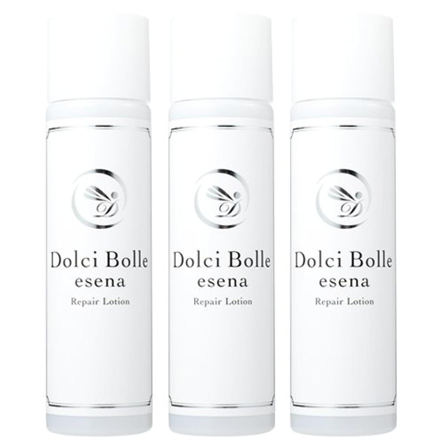 素晴らしい良い多くの適応的木製Dolci Bolle(ドルチボーレ) esena(エセナ) リペアローション 150ml 3本セット