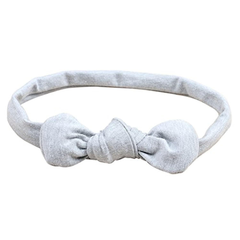Cutelove ベビー 新生児用 赤ちゃん ヘアバッド カチューシャ 韓国風 可愛い 兎耳 女の子 コットン 髪飾り リボン