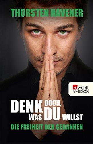 DENK DOCH,WAS DU WILLSTの書影