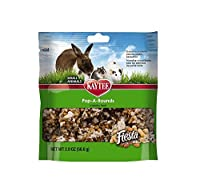 Kaytee Fiesta Pop-A-Rounds Small Animal Treat, 2-Ounce by Kaytee