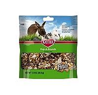Kaytee Fiesta Pop-A-Rounds Small Animal Treat, 2-Ounce by Kaytee
