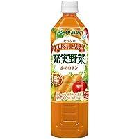 伊藤園 充実野菜 緑黄色野菜ミックス 930ml×12本