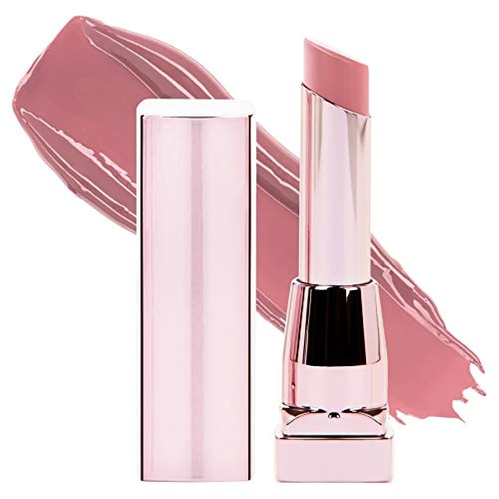 マウントバンク大学責めMAYBELLINE Color Sensational Shine Compulsion Lipstick - Undressed Pink 075 (並行輸入品)