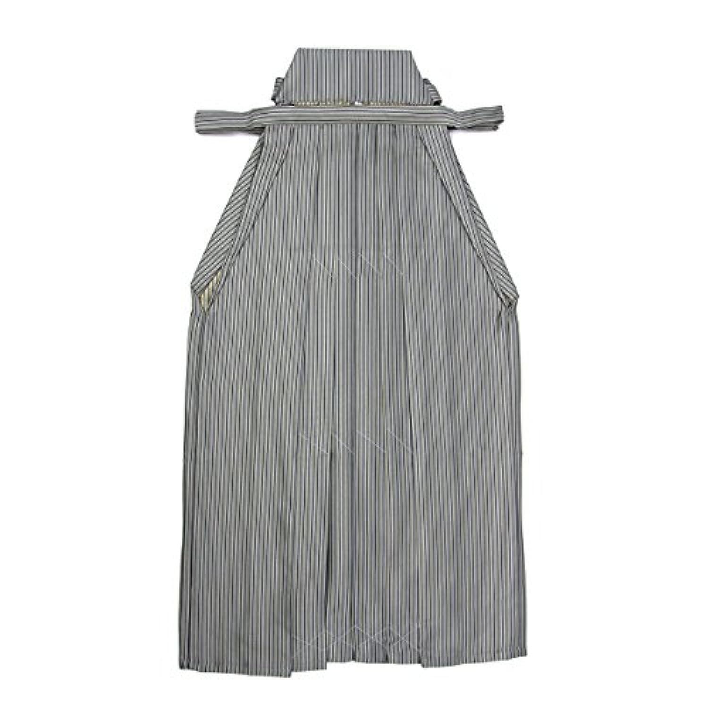 男性用袴 礼装向 仙台平風 細縞 ポリエステル 中国製