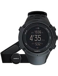 スント(SUUNTO) 腕時計 アンビット3 ピーク HR 10気圧防水 GPS 心拍/気圧/高度/方位/速度/距離計測 [日本正規品 メーカー保証2年]