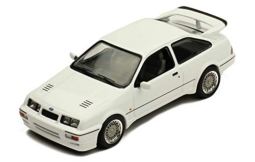 イクソ 1/43 フォード シエラ RS コスワース 1987 ホワイト