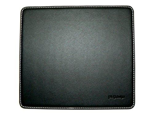 スピンコーポレイション株式会社 prug design プラグデザイン 牛革 レザー / マウスパッド / ブラック