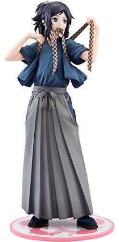 刀剣乱舞-花丸- 大和守安定 内番ver. 1/8スケール ABS&PVC製 塗装済み完成品フィギュア
