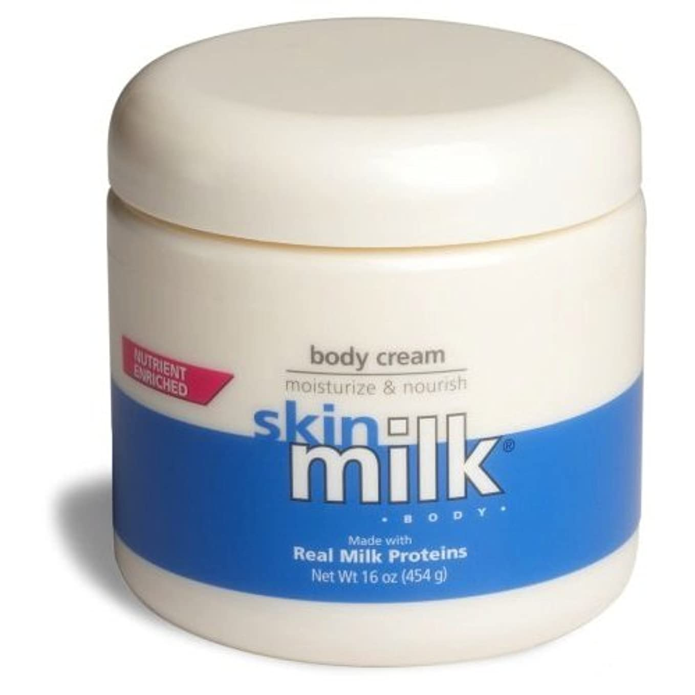 Skin Milk Body Cream 475 ml (並行輸入品)