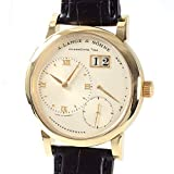 [ランゲアンドゾーネ]A Lange & Soehne 腕時計 ランゲ1 中古[1329763] シルバー 付属:国際保証書 修理明細書 ボックス 冊子