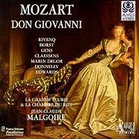 Mozart - Don Giovanni / Rivenq ? Borst ? Gens ? Claessens ? Marin-Degor ? Donnelly ? Edwards ? Malgoire