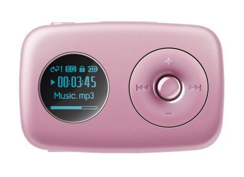 【アウトレット】 CREATIVE メモリプレーヤー ZEN STONE PLUS 4GB スピーカー内蔵モデル ピンク