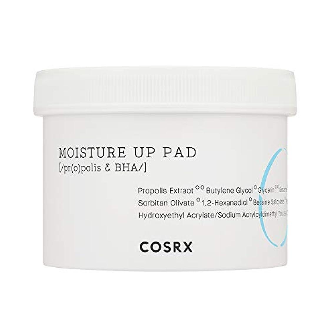 実験復活常習者COSRX One Step Moisture Up Pad 70EA/COSRX ワンステップ モイスチャー アップ パッド 70枚入り [並行輸入品]