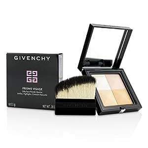 [Givenchy(ジバンシィ)] Prisme Visageのシルキーフェイスパウダーカルテット - #2サテンコートジボワール 11g/0.38oz