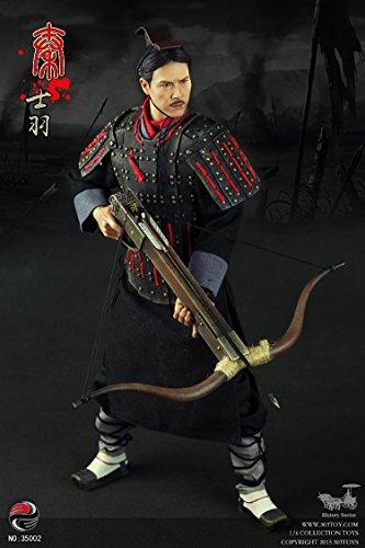 三国志 水滸伝古代中国 戦士兵士弓手 フィギュア1/6