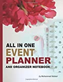 All in One Event Planner and Organizer Notebook: Blank Recipe Journal, Guest Book, To Do List, Memory Book, Shopping Notebook, Decoration, Cooking Menu, and Memory Writing Notebook (Nabeel Journals and Notebooks)