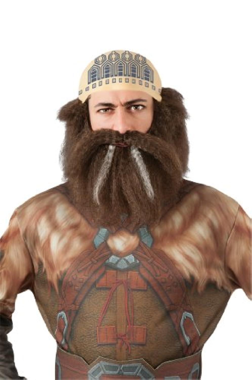 The Hobbit Dwalin Hair Kit ホビットDwalin髪のキット?ハロウィン?クリスマス?