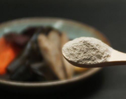"""""""だし"""" 無添加 いりこ(煮干)の粉だし 80g×3袋セット(広島県産) 粉末 いりこ イノシン酸"""